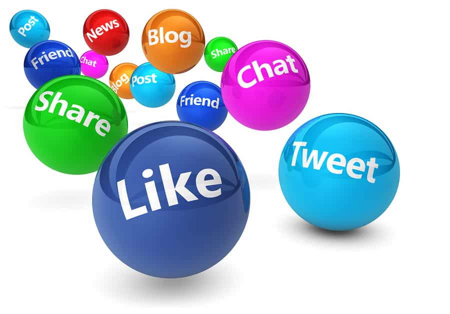 Social Network And Web Media Marketing