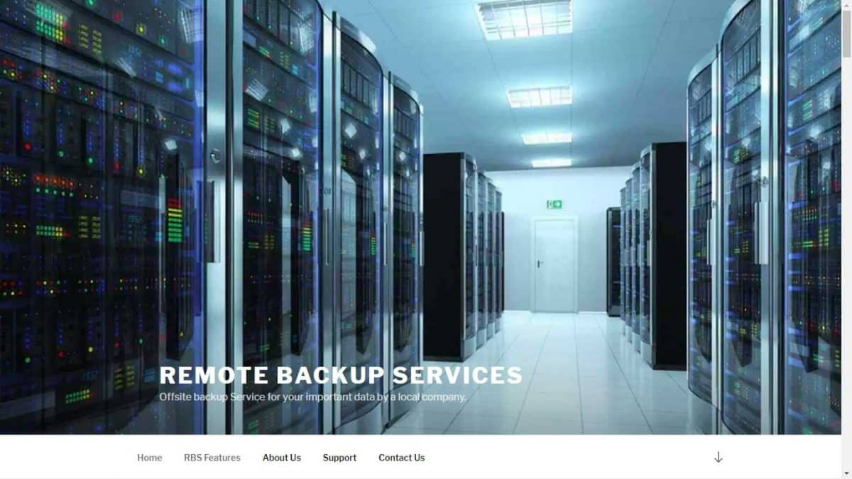 Remote Backup Services - Offsite Backup