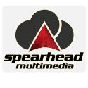 Spearhead Multimedia Website Design and Performance Hosting Logo