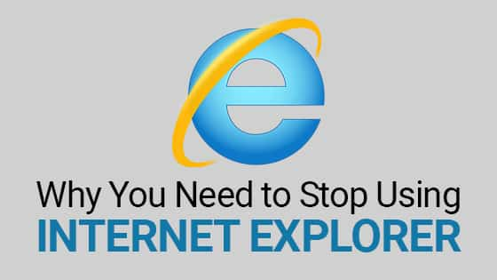 Stop-Using-Internet-Explorer