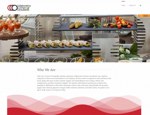 New Website Design and Hosting Client at Spearhead Multimedia