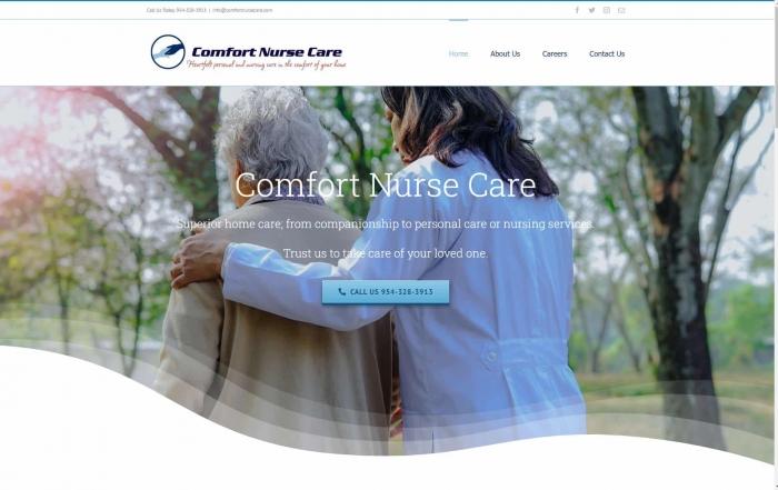 Comfort-Nurse-Care