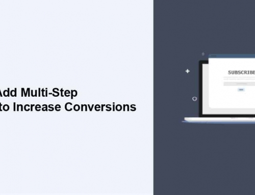 How to Add Multi-Step Popups to Increase Conversions