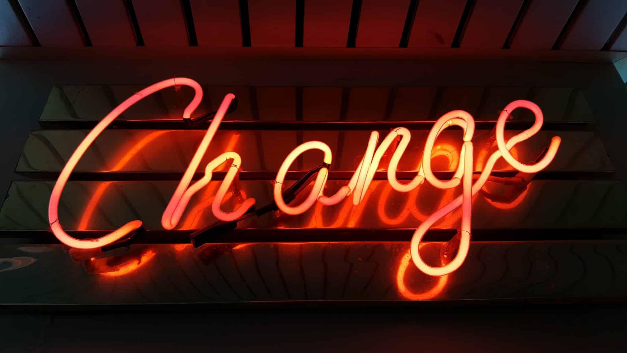 Change your old website
