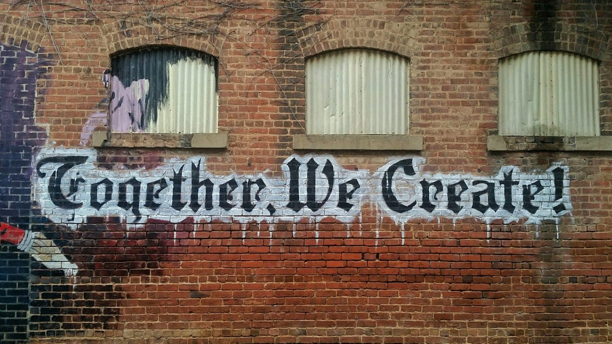 Together, we create.